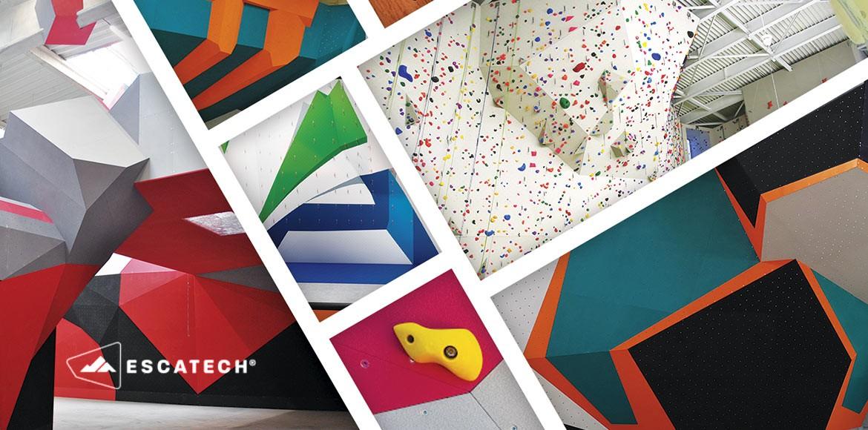 Conception/Réalisation de Salle de Bloc, Mur de Difficulté, Vitesse, Parcours...etc.